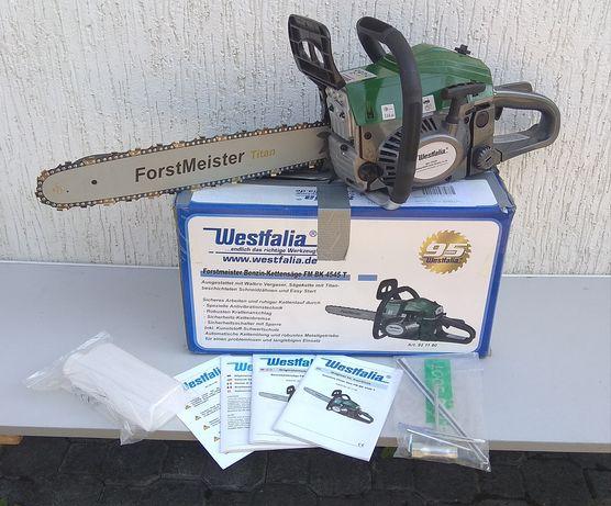 Бензопила Westfalia Forstmeister Titanium Німеччина