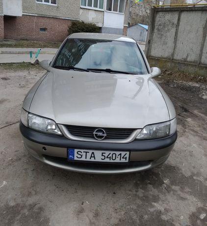 Opel vectra B 1996 Газ/Бензин