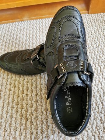Туфли на мальчика 35р-р
