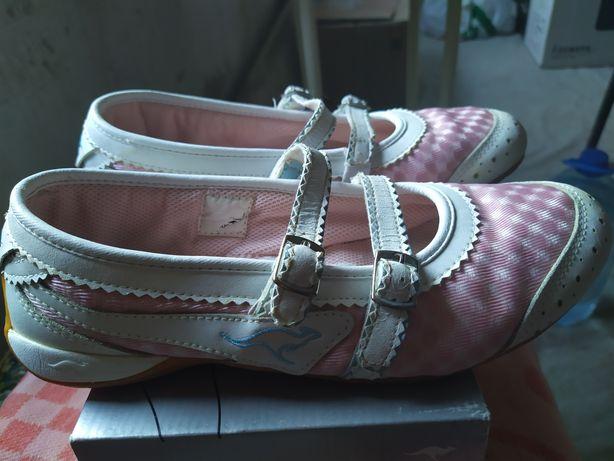 Туфли  для девочки 37 размера