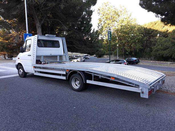Mercedes Sprinter 413 Pronto socorro peso bruto 4.6 t