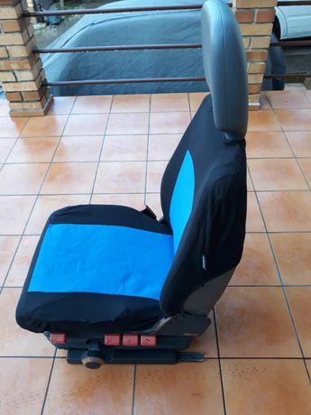 Fotel kierowcy pneumatyczny regulowany Mercedes Sprinter VW LT
