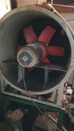 Продам осевой электро-вентилятор охлаждения!