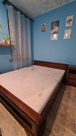 Łóżko 160x200 szafki sypialnia