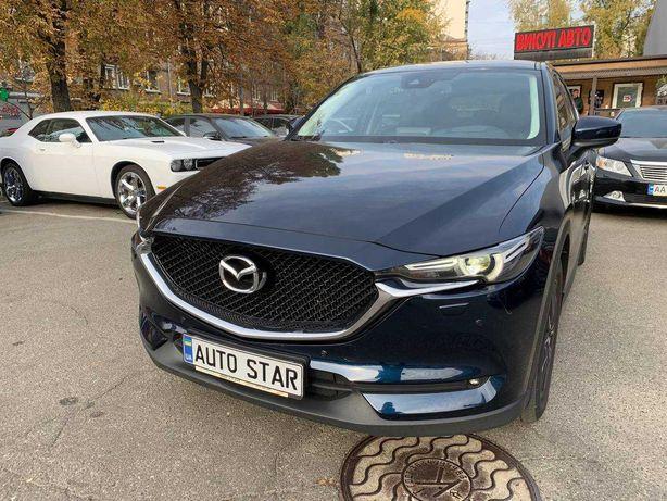 Mazda CX-5 official 2017