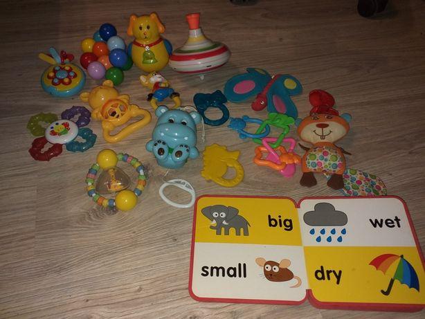 Продам игрушки для новорожденного и до 2-х лет.