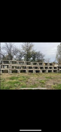 Koryta betonowe zbrojone