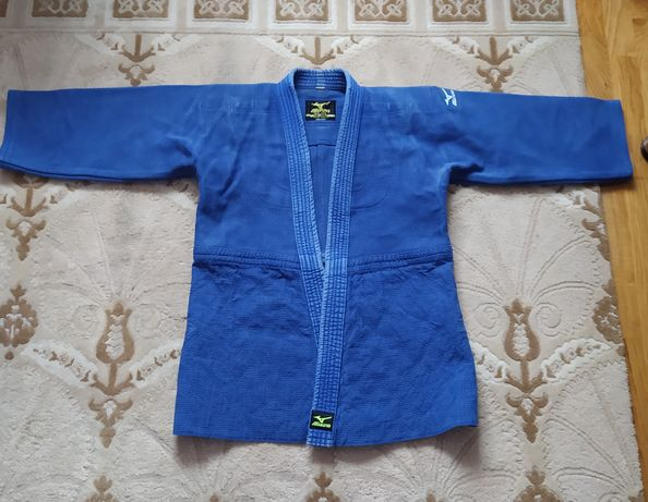 Куртка для дзюдо Mizuno