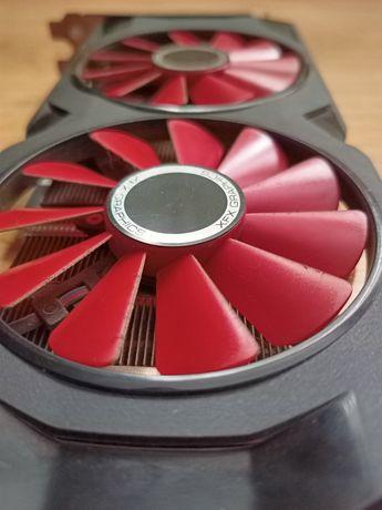 Видеокарта XFX RX470 4GB