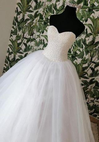 Vestido noiva novo nunca usado completo ( ver descricao pf)