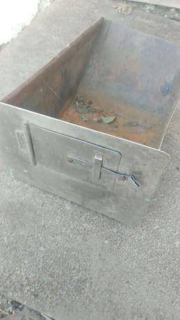 Ящик для дров + духовка для печки