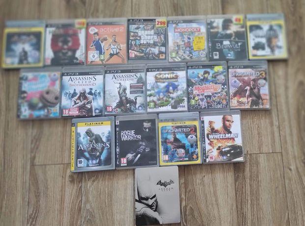 Gry na ps3 GTA IV i inne!