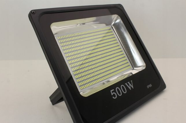 HALOGEN LAMPA 500W SMD naświetlacz LED reflektor