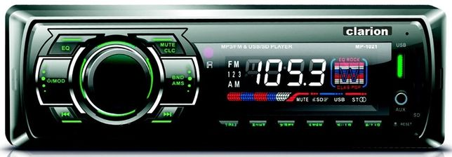 Авто Магнитола Sony MХP 1021 1din USB MP3 SD FM гарантия 1 год