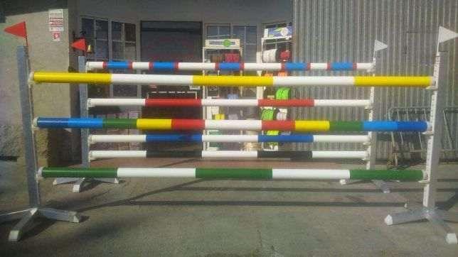 Material para pista de salto equitaçao
