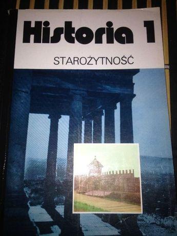 HISTORIA 1 Starożytność WSIP