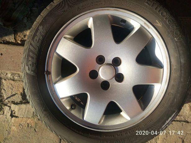 Литые диски Chrysler 6Jx16 5/100 ET40 d57.1