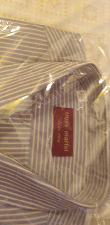 Vendo camisas novas triple marfel