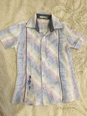 Рубашка на мальчика, б/у