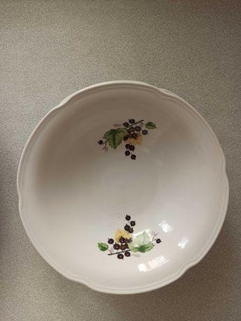 Тарелки для первых блюд, 24 см, 2 шт, СССР