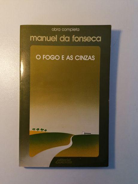 """o fogo e as cinzas"" Manuel da Fonseca"
