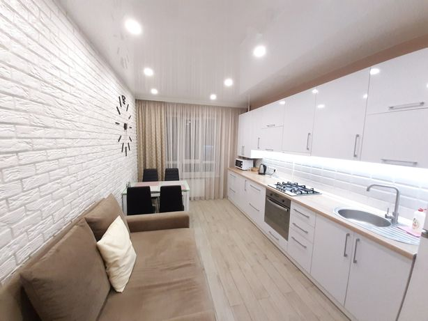 Сучасна комфортна нова квартира