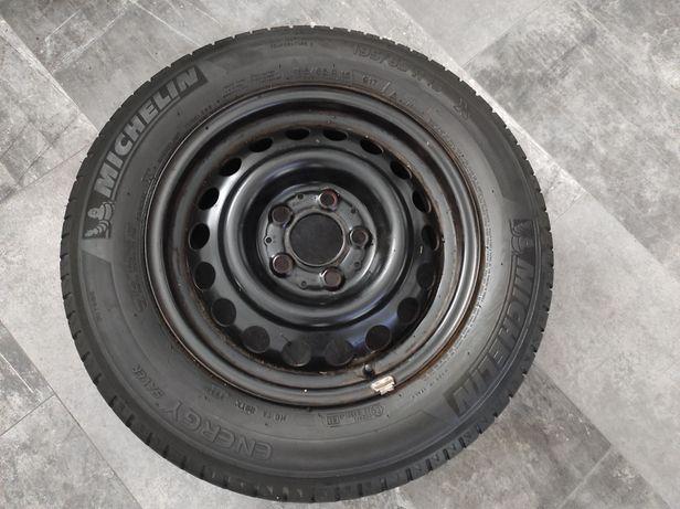 Felga z oponą Michelin Energy 195/65/15, w124, w201, 5x112, 2020rok