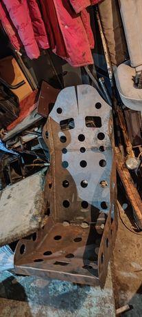 Ковш спортивное сиденье Металл 2мм