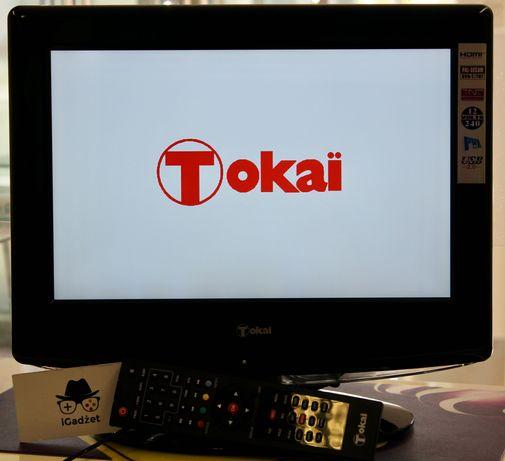 "iGadżet | TV 12/240V 13.3"" Tokai LTL-1403S Telewizor Pilot HDMI"