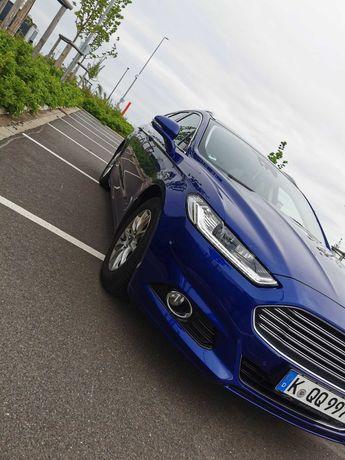 Ford Mondeo MK5 Wersja Titanum Turnier :)