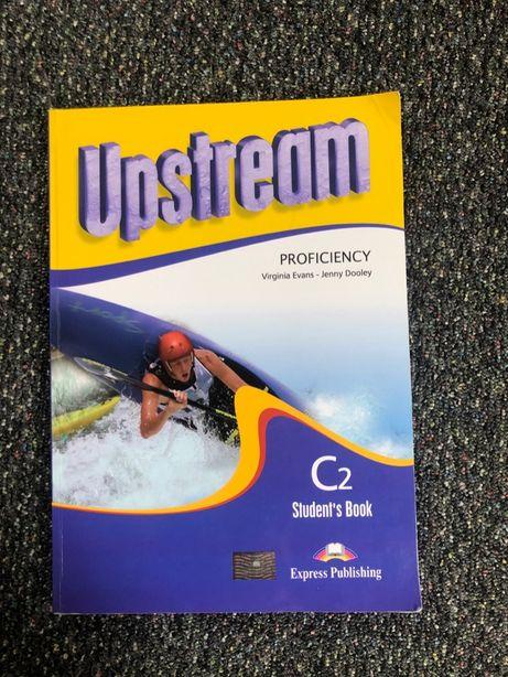 Podręcznik do języka angielskiego Upstream C2 student's book