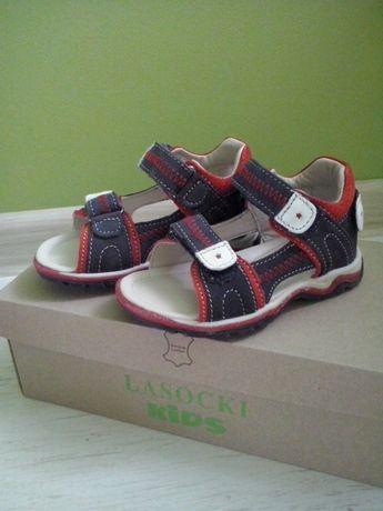 Buty sandałki dziecięce 21