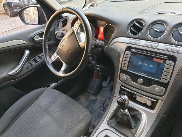 Ford galaxy 2.0 tbci 7 lugares