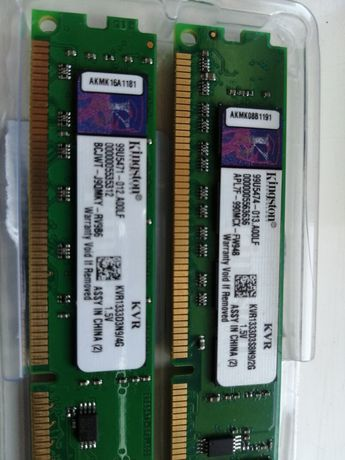 Pamiec ram DDR3 4gb i 2gb