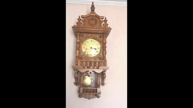 Старовинний годинник (Швейцарія)