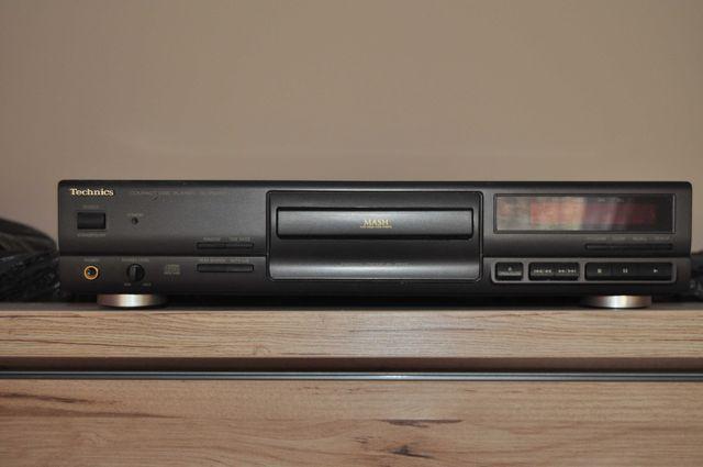 Odtwarzacz płyt CD Technics PG-490 segment