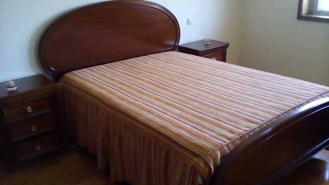 Mobília de quarto de casal (completo)