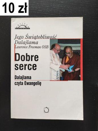 Dalajlama, Freeman, Dobre serce, Dalajlama czyta Ewangelię
