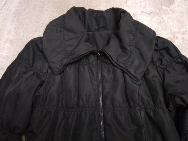 Куртка черная. Р. -50