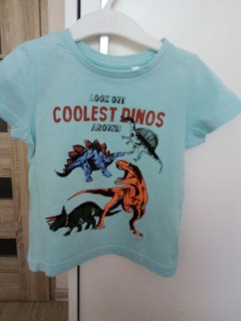 Palomino - nowa bez metki koszulka dla chłopca rozm 98