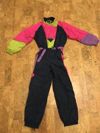Детский (подростковый) горнолыжный костюм комбинезон etirel