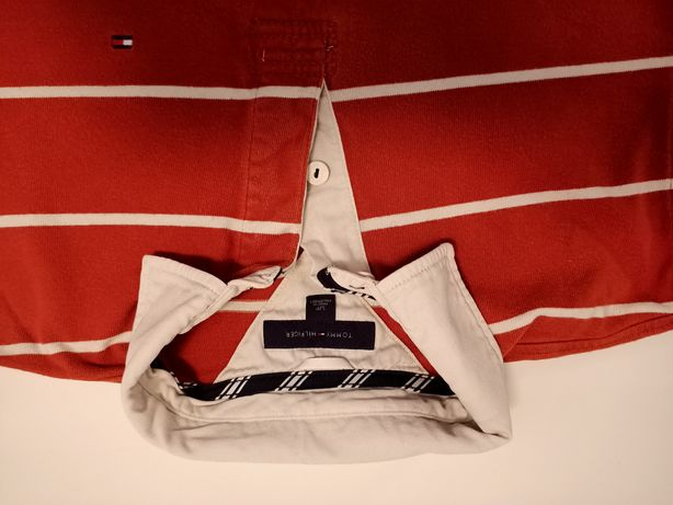 Bluza rugby Tommy Hilfiger S