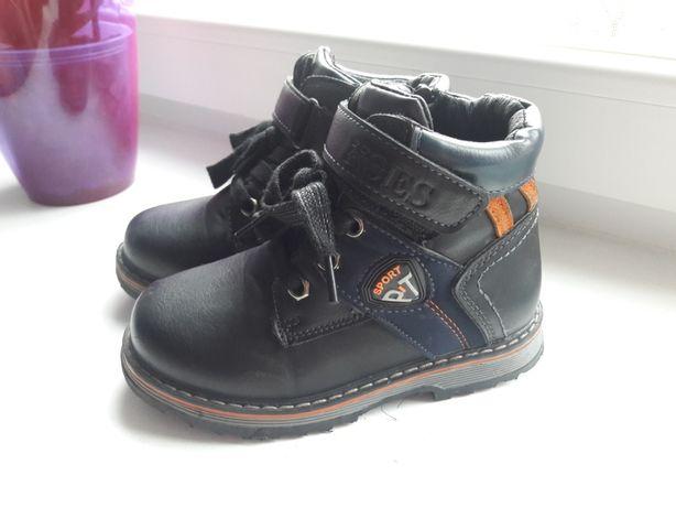Демі черевички для хлопчика