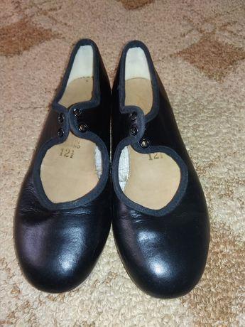 Туфли Katz для танцев степ чичетка