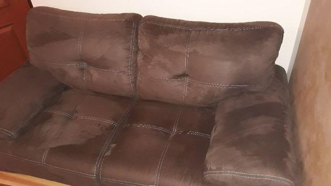 Sprzedam sofa brąz