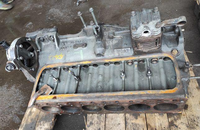 Блок картер двигателя мотора ТАТА LPT 613 I-VAN Эталон
