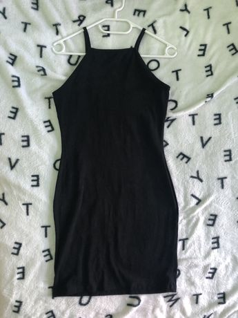 Sukienka mała czarna rozmiar S 36 Miss Selfridge