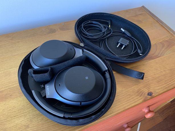 Auscultadores Bluetooth com ANC Sony WH-1000XM2