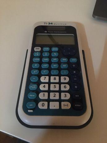 Calculadora cientifica Texas TI 34 multiview