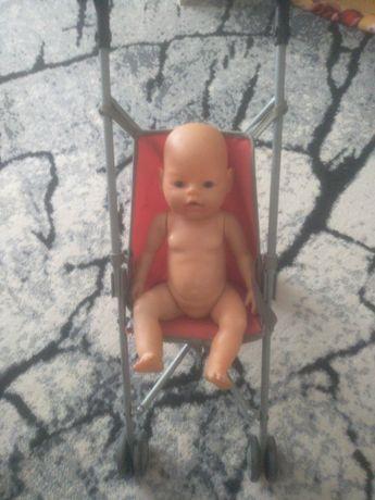 Возик-тростинка для ляльок